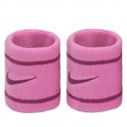 Munhequeira Nike Dri-fit Pequena Rosa - 1 Par
