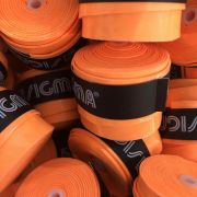 Overgrip Sigma Soft Tack - 10 Unidades - Laranja