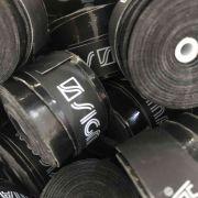 Overgrip Sigma Soft Tack - 10 Unidades - Preto