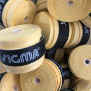 Overgrip Sigma Soft Tack - 18 Unidades - Amarelo
