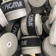 Overgrip Sigma Soft Tack - 18 Unidades - Cinza Claro