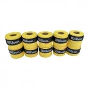 Overgrip Wilson Ultra - 10 Unidades - Amarelo
