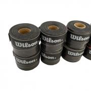 Overgrip Wilson Ultra - 10 Unidades - Preto