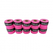 Overgrip Wilson Ultra - 10 Unidades - Rosa