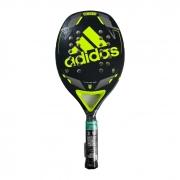 Raquete de Beach Tennis Adidas Match 2.0 Verde limão