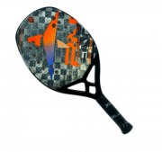Raquete de Beach Tennis Drop Shot Conqueror 8.0 BT