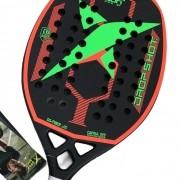 Raquete de Beach Tennis Drop Shot Hexagon Pro BT