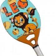 Raquete de Beach Tennis Infantil Quicksand Leo