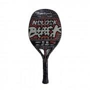 Raquete de Beach Tennis Quicksand Nolook Black 2021