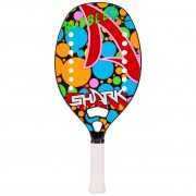 Raquete de Beach Tennis Shark Infantil Bubbles 2021 (5-9 anos)