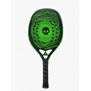Raquete de Beach Tennis Turquoise Black Death 10.1 2020 Verde