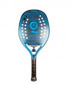 Raquete de Beach Tennis Turquoise Black Death 10.2 Azul
