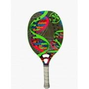 Raquete de Beach Tennis Turquoise DNA 2020 - Verde