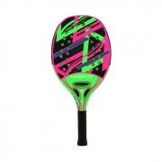 Raquete de Beach Tennis Turquoise Revolution 2.1 Verde