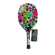 Raquete de Beach Tennis Vision Double Side 2.0