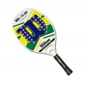 Raquete de Beach Tennis Wilson WS - 19.20