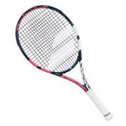 Raquete de Tênis Infantil Babolat Drive Jr 25 Azul e Rosa