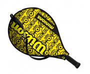 Raquete de Tênis Infantil Wilson Minions 19
