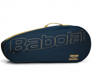 Raqueteira Babolat Simples Essential Azul Escuro