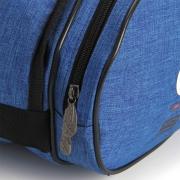 Raqueteira Drop Shot Essential 20 Azul e Vermelho