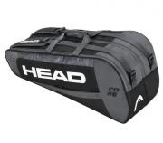 Raqueteira Head Core 6R Combi - Cinza