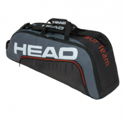 Raqueteira Head Tour Team 6R Combi - Preta/Cinza
