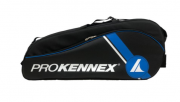 Raqueteira Pro Kennex Dupla Azul/preta - 2021