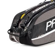 Raqueteira ProKennex X6 - Preto e Cinza