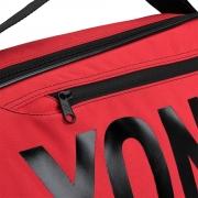 Raqueteira Yonex Team X3 - Vermelho/Preto