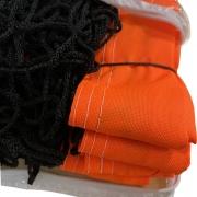 Rede de Beach Tennis Master Rede Fio 1,5mm Seda - Laranja