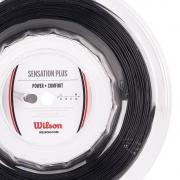 Rolo de Corda Wilson Sensation Plus 16/1,34 - Rolo com 200 metros