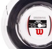 Rolo de Corda Wilson Sensation Plus 17/1,28 - Rolo com 200 metros