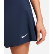 Saia NikeCourt Dri-FIT ADV Slam Feminina Azul Marinho
