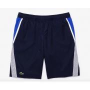 Shorts Lacoste Azul Marinho/Branco GH4764 21 RHW