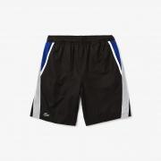 Shorts Lacoste Azul Preto/Branco GH4764 21 Y4W