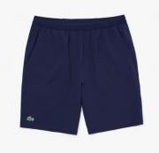 Shorts Lacoste Sport Stresch Azul Marinho GH8107 21 166