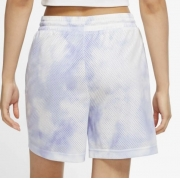 Shorts Nike Sportswear Icon Clash Feminino Roxo