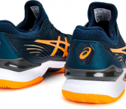 Tênis Asics Court FF 2 Clay - French Blue/Amber
