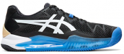 Tênis Asics Gel-Resolution 8 Clay - Black/White