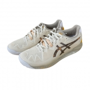 Tênis Asics Gel-Resolution 8 L.E. - Cream/Putty
