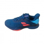 Tênis Babolat Jet Tere Clay Men Blue/Fluo Strike