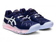 Tênis Feminino Asics Gel-Resolution 8 - Peacoat/White