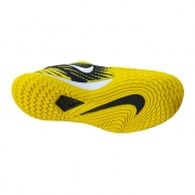 Tênis Nike Air Zoom Vapor Cage 4 HC - Black/White-Speed Yellow