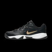Tênis Nike Court Lite 2 - Black/Metallic Gold-White - Cod AR8836 012