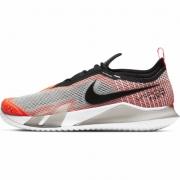 Tênis Nike React Vapor NXT HC - Branco/Preto/Laranja Florecente