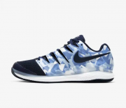 Tênis Nike Zoom Vapor X HC - Royal Pulse/Obsidian-White