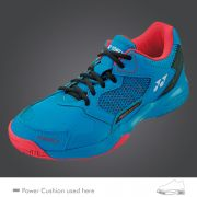 Tênis Yonex Lumio 2 Power Cushion - Blue/Red