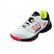 Tênis Yonex Lumio Junior Power Cushion - White/Black