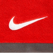 Toalha Nike Fundamental Towel Medium Vermelho/Preta
