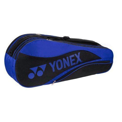 Raqueteira Yonex 6r Bag4836ex Preto/azul